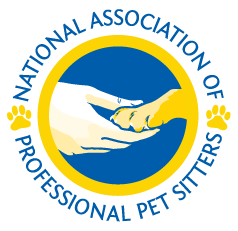 National Association of Professional Pet Sitters certificate